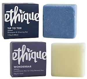 Ethique Eco-Friendly Shampoo Conditioner Bars