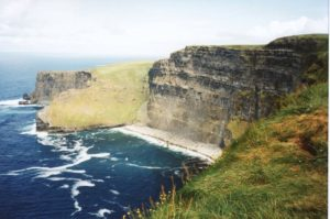 Cliffs of Mohr Ireland