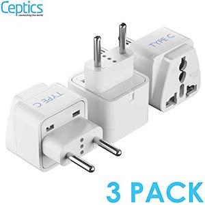 Ceptics Adapters Type C 3pk