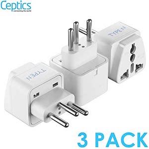 Ceptics Adapters Type N 3pk