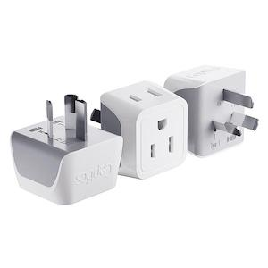Ceptics Adapters for Australia, Japan and New Zealand