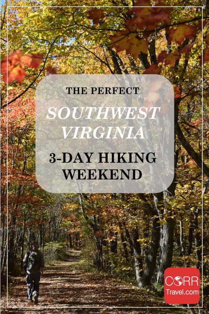 Hiking in Southwest Virginia: A 3-Day Itinerary