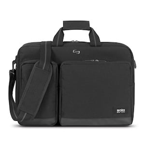 Solo NY Duane Hybrid Briefcase Backpack