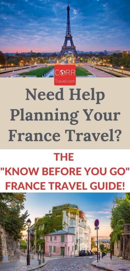 France Travel Guide