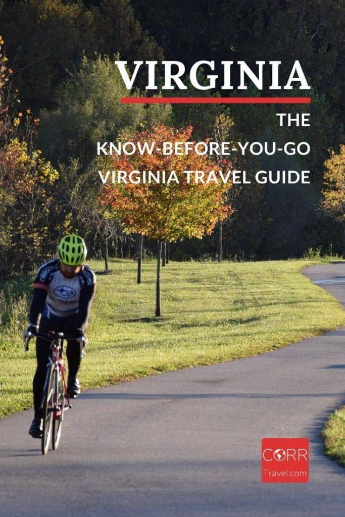 Virginia Travel Guide