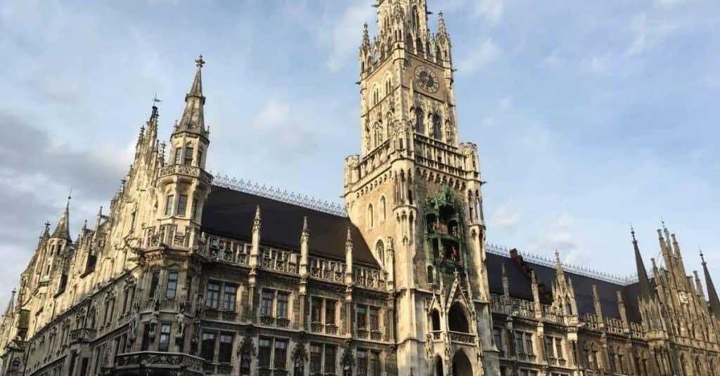 Town Hall Munich