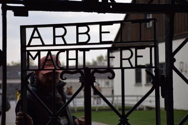 Dachau Camp Tour Germany