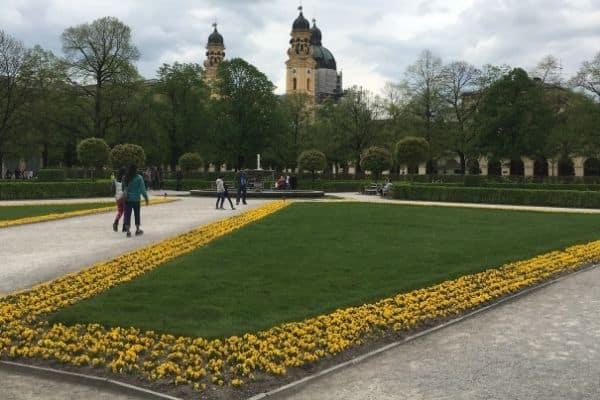 Hopfgarden Munich