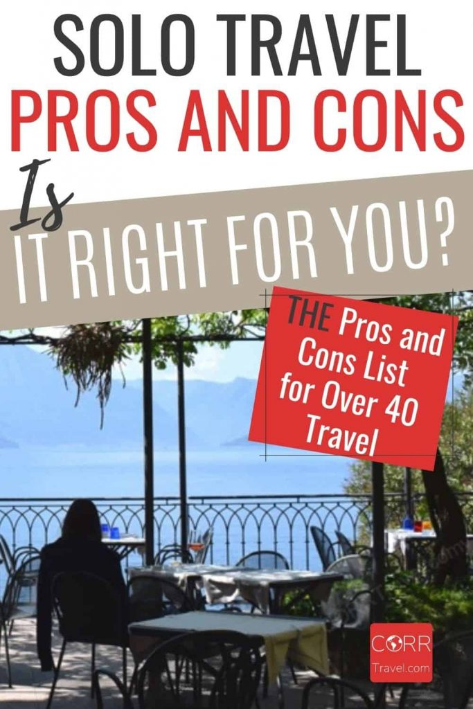 Pros and Cons of Solo Travel