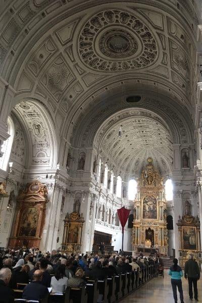St Michaels Church Munich Germany