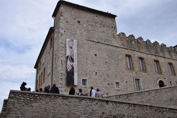 Picasso Museum Antibes France