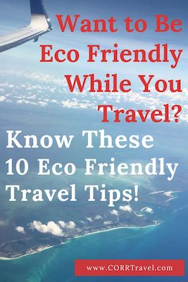 10 Easy Eco Travel Tips for All Travel