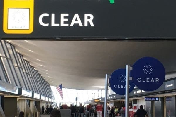 CLEAR program avoids airport lines