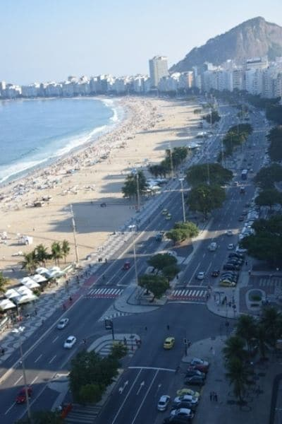 Copacabana Beach-know what to see on first solo travel trip