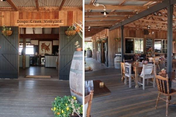 Dingo Creek Vineyard Australia