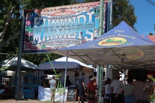 Eumundi Market Australia