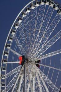 Ferris Wheel South Parkland Brisbane Australia