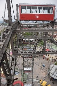Ferris Wheel Vienna Austria 4 Day Itinerary