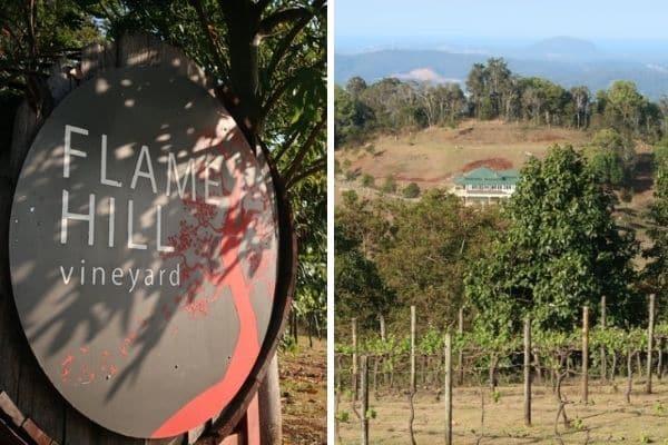 Flame Hill Vineyard-Australia