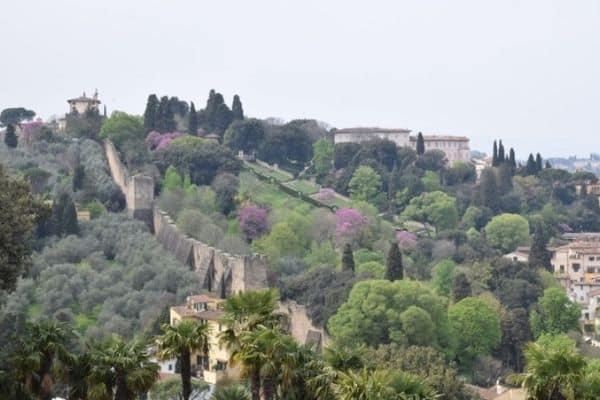Florence Italy landscape