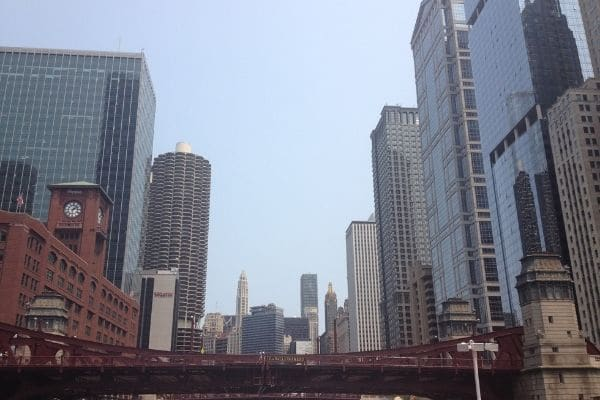 Go to Chicago on solo road trip