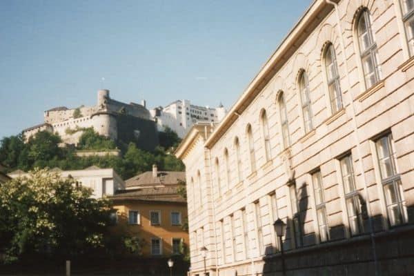 Hohensalzburg Fortress Salzburg Austria 2 Day Itinerary