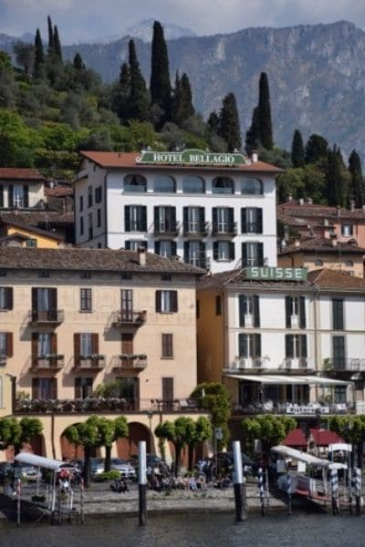 Italian towns seen with no excuse to travel