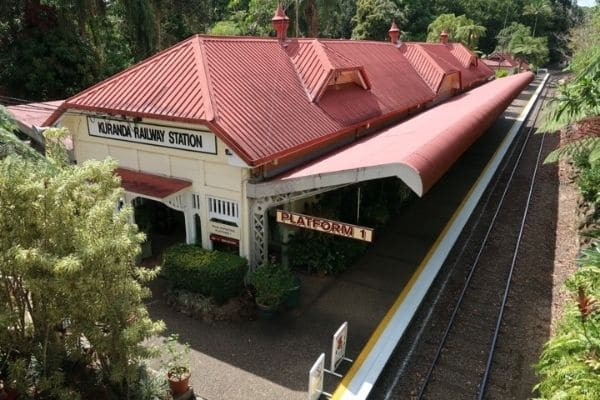 Kuranda Skytrain station
