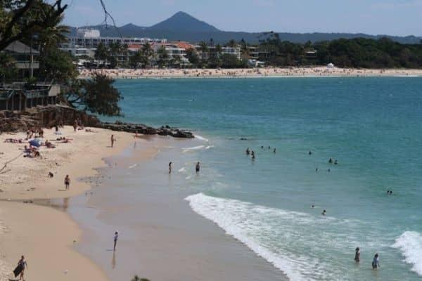 Little Cove Beach Noosa Australia