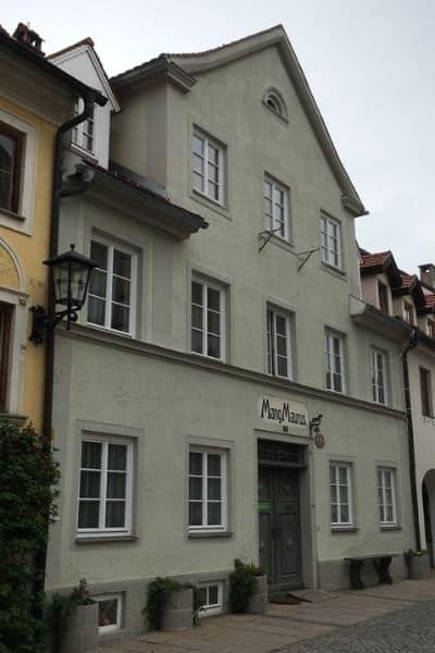 Maurushaus Fussen Germany