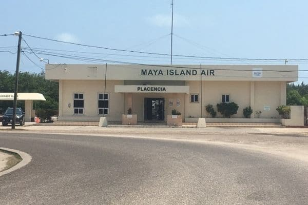 Placencia Airport Belize Travel Tips