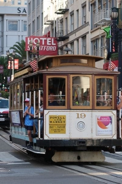 Powell Street Cable Car - 1 Day in San Francisco
