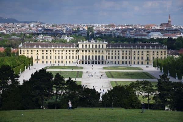 Schonbrunn Palace Vienna 4 Day Itinerary