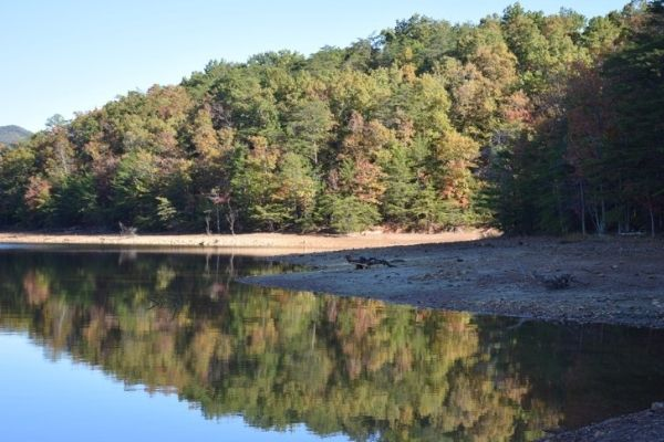 Tinker Creek Greenway-Carvins Cove Virginia Hiking 3 Day Itinerary