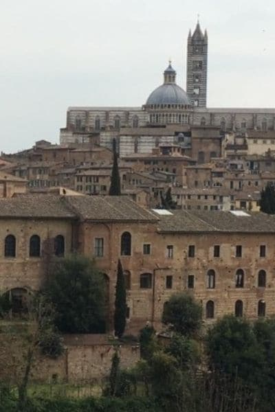 Town of Siena Italy-budget 2 day itinerary