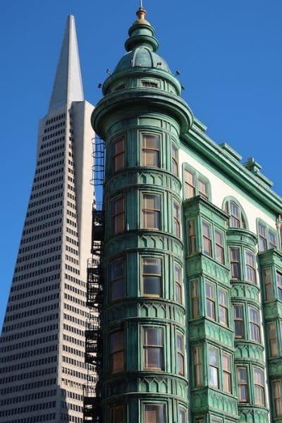 Trans America Building San Francisco