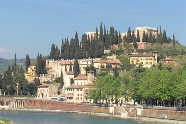 Verona Italy citycscape-2 day itinerary