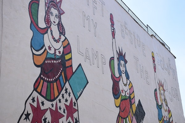 Wall mural The Highline New York City