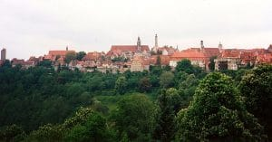 Rothenburg ob de Tauber Germany