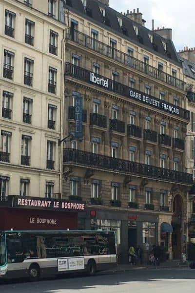 Paris Hotel for 4 days in Paris