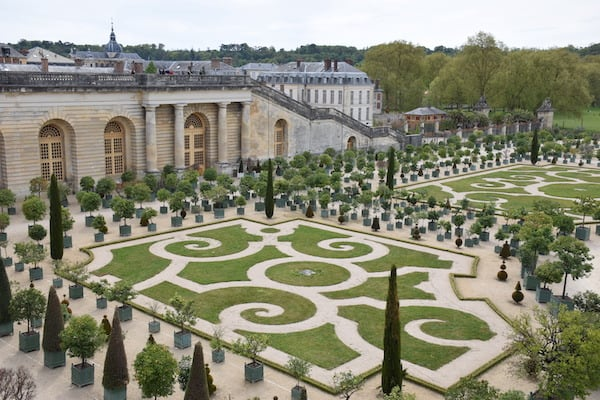 See the Orangery Palace of Versailles on your day trip from Paris