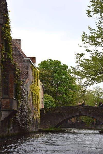 Bonifacius Bridge Bruges