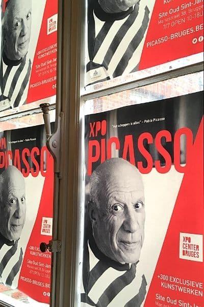 Picasso Museum Bruges