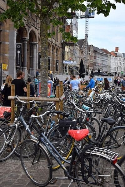Ghent bicycles