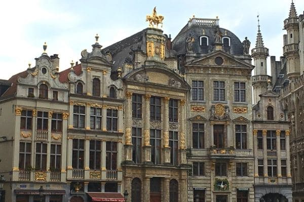 Brewers House Grand Place Brussels