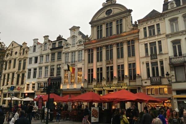 Brussels-City-Center-Belgium-restaurants