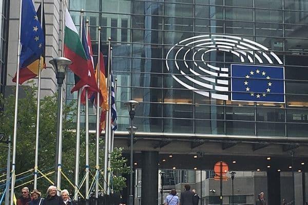 European-Parliament-Plaza-Brussels