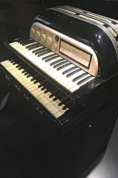 Keyboard instrument Musical Instrument Museum Brussels