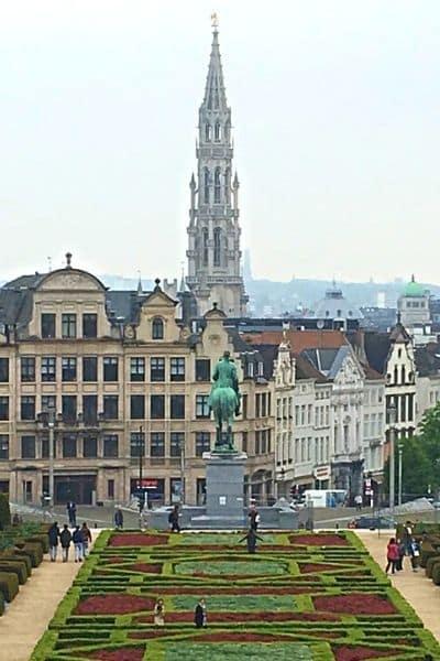 Mont des Arts Brussels Belgium