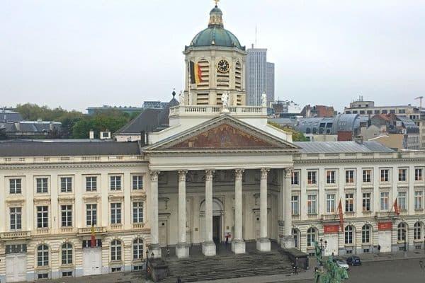 Place Royale Brussels Belgium